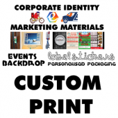 Custom Print (Marketing Material)