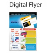 Digital Flyer A5 128gsm
